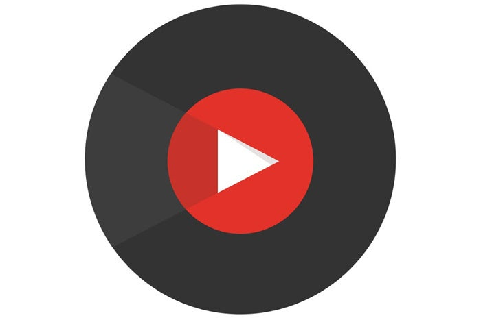 Youtube music without red