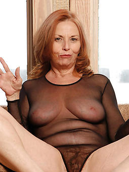 Red headed mature women nude