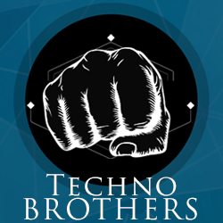 Brothers techno