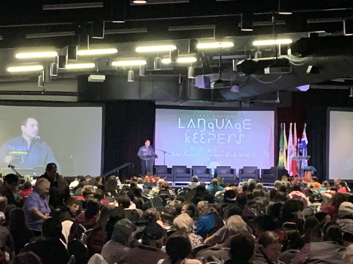 Language keepers conference 2019