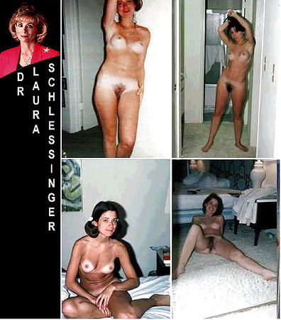 Laura schlessinger naked pictures