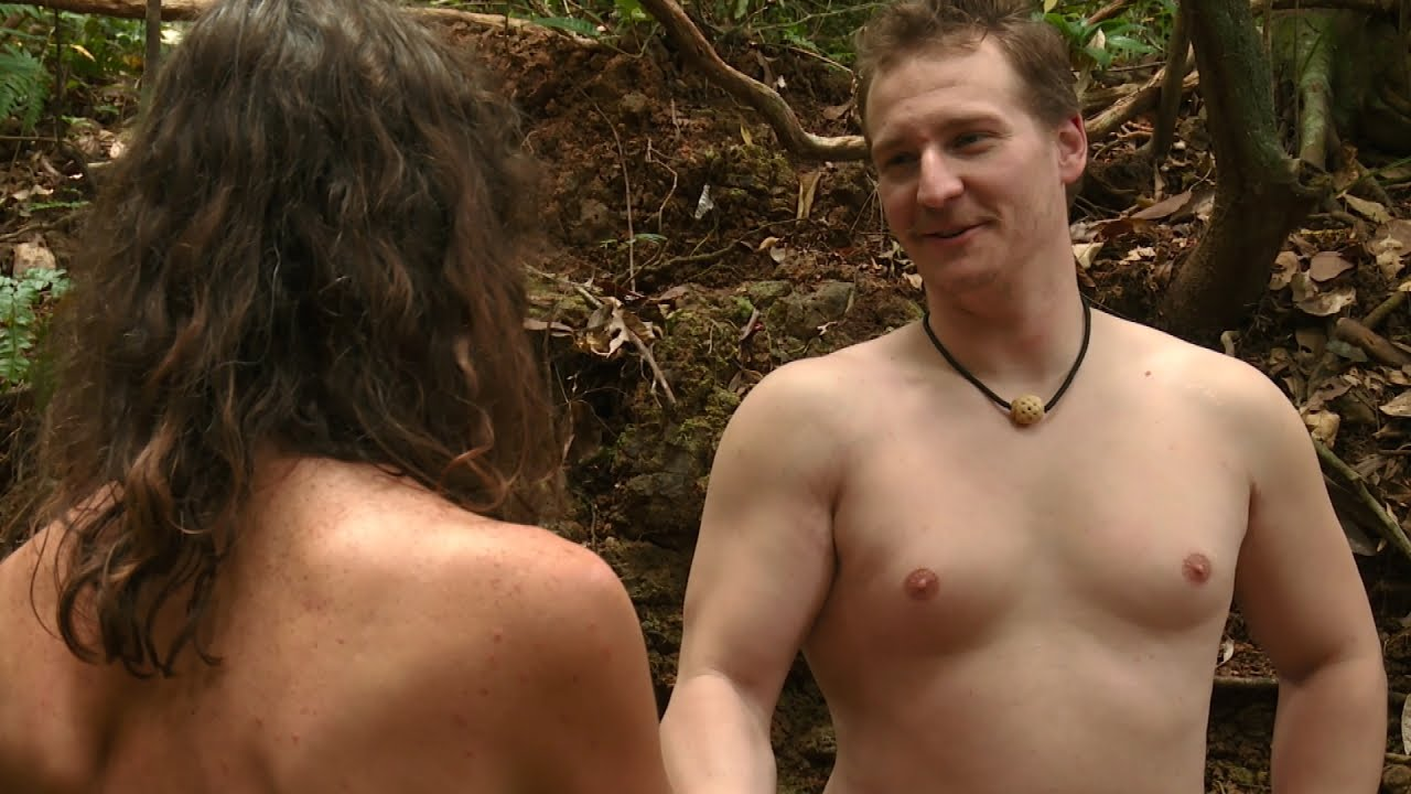 Men of the jungle naked