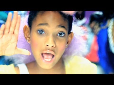 Willow smith new music video