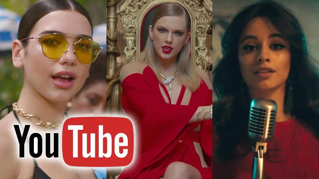 Youtube new music videos 2017